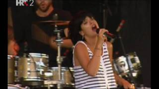 Lily Allen - Never gonna happen @ inmusic