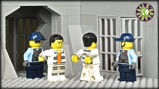 Lego Prison Break. Justice. Part 3.