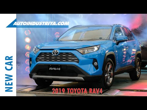 2019 Toyota RAV4 - New Car Philippines