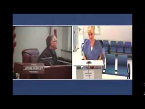 Broward County Court - The woman who prayed to get out of jail