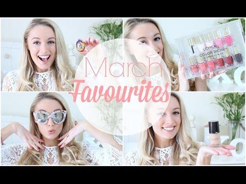 March Fashion & Beauty Favourites!   |   Fashion Mumblr