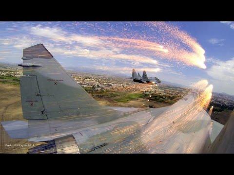 #MH17 ditembak jatuh Jet Pejuang MIG 29 UKRAINE