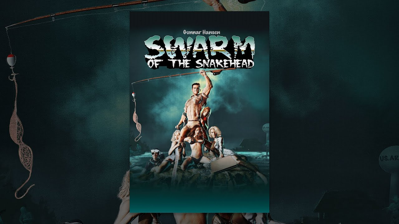 Download Swarm of the Snakehead   FREE Full Horror Movie