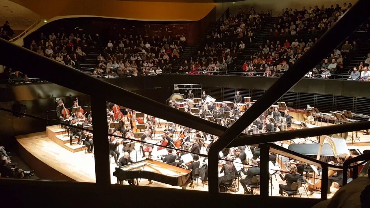 Joe Hisaishi Concert At Philharmonie De Paris 09 02 2019 After