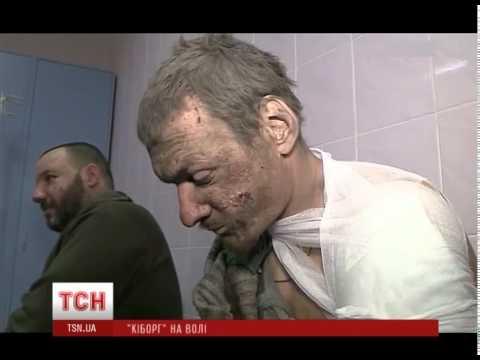 'Кіборг' Іван Шостак