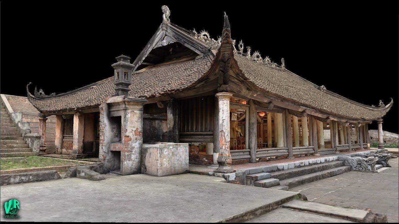 Bảo tồn, quảng bá di sản văn hóa bằng công nghệ số hóa 3D di sản