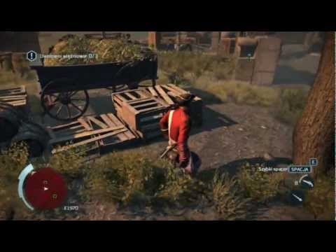 Assassin's Creed 3 - Stealth Killing like a True Assassin.
