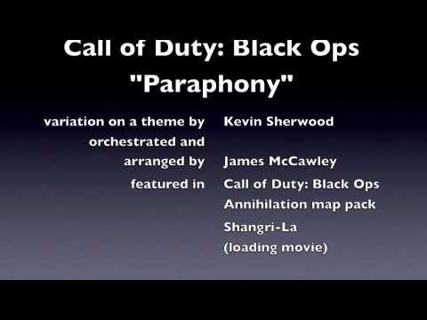 Shangri-La loading screen nazi zombies Kevin Sherwood Call of Duty: Black Ops