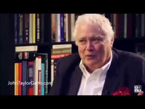 The American Dream - John Taylor Gatto - FASCINATING!