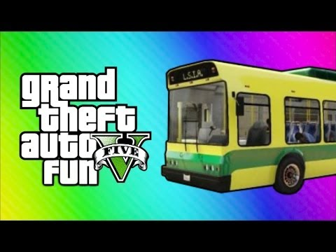 GTA Online Funny Moments - Home Run,...