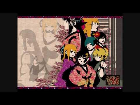 Miku Hatsune x Kagamine Rin Prostitute's Love! とある娼婦の恋 off vocal + MP3