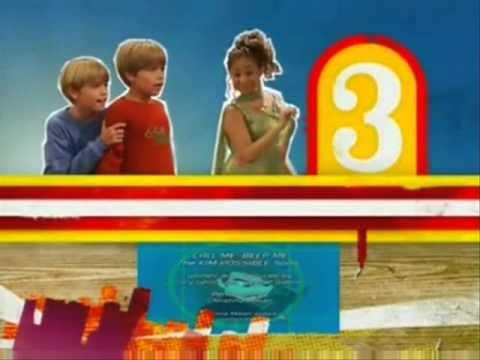 Disney Channel Polska - jingiel za chwilę w bloku Primetime z lat 2006-2007