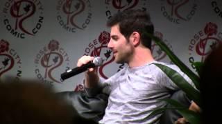 David Giuntoli at Rose City Comic Con 2013