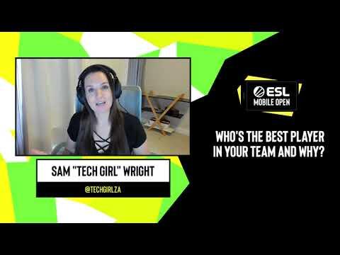 ESL Mobile Open Season 2 PUBGMOBILE Finals: Interview with Rebelion!
