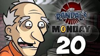 Прохождение Randal's Monday #20 Как сделать бомбу?