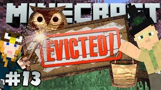 Minecraft: Evicted! #13 - The Best Offence! (Yogscast Complete Mod Pack)
