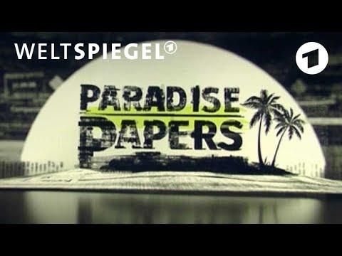 Paradise Papers: Datenleck erschüttert Offshore-Welt | Weltspiegel