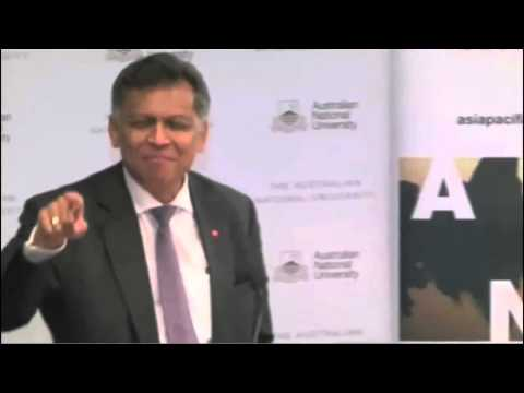 25 Oct 2012  - Dr Surin Pitsuwan -The Future of ASEAN