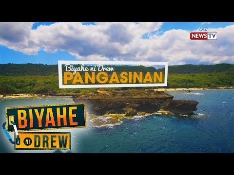 Biyahe ni Drew: It's more fun in Pangasinan! (full episode)
