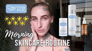My MORNING SKINCARE ROUTINE us…