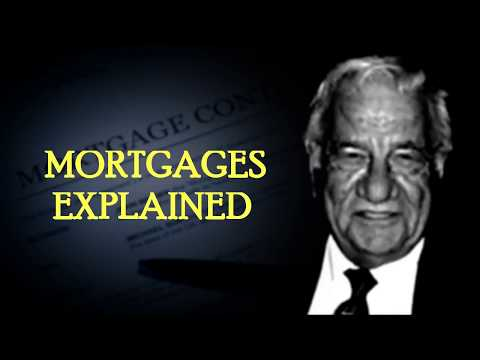 Mortgages Explained : The Securitization Audit