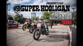 2019 Super Hooligan National Championship Series Round 3: Austin TT