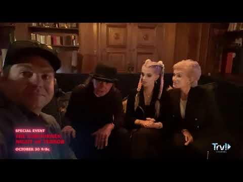 The Osbournes: Night of Terror - Premieres Fri, Oct 30 at 9pm/8c