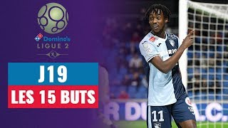 VIDEO: Domino's Ligue 2 : Kadewere, Rodelin, Chevalier... Les 15 buts du MultiLigue2 (J19)