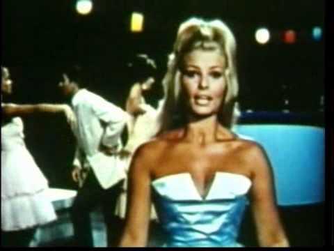 Vivi Bach - Das süße Leben 1962 Reisenvideo