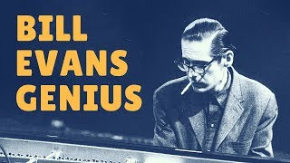 Those 7 Times Bill Evans Went Next Level Genius
