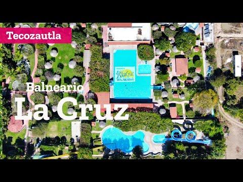 Balneario La Cruz en Tecozautla Pueblo Mágico de Hidalgo ft. Viaja Sin Tanta Lana