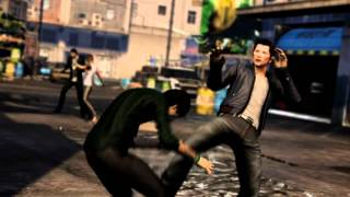 Sleeping Dogs combat trailer
