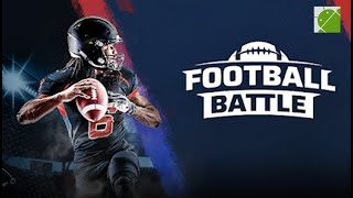 Football Battle Touchdown (by Miniclip) - Android Gameplay FHD