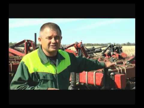 Salford RTS I-2100 переход на вертикальную технологию почвообработки