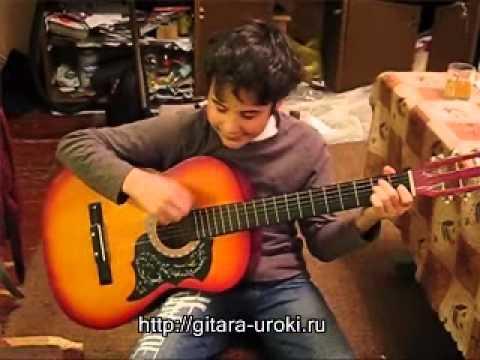 Как быстрее научиться играть на гитаре с нуля