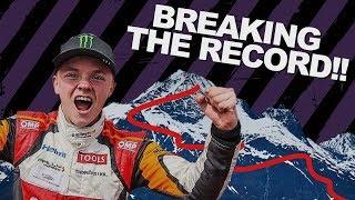 CRUSHING THE RECORD!! Rally hillclimb 2018 - Norges Råeste Bakkeløp