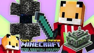 END CITY & JUNGLE TEMPLES  - Minecraft 1.11 Exploration Update Challenge [17]
