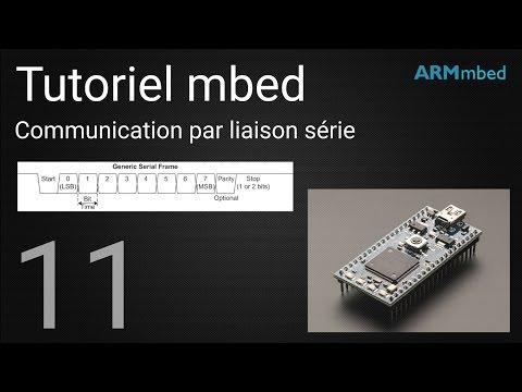 Tutoriel Mbed : 11 - Communication Par Liaison Série