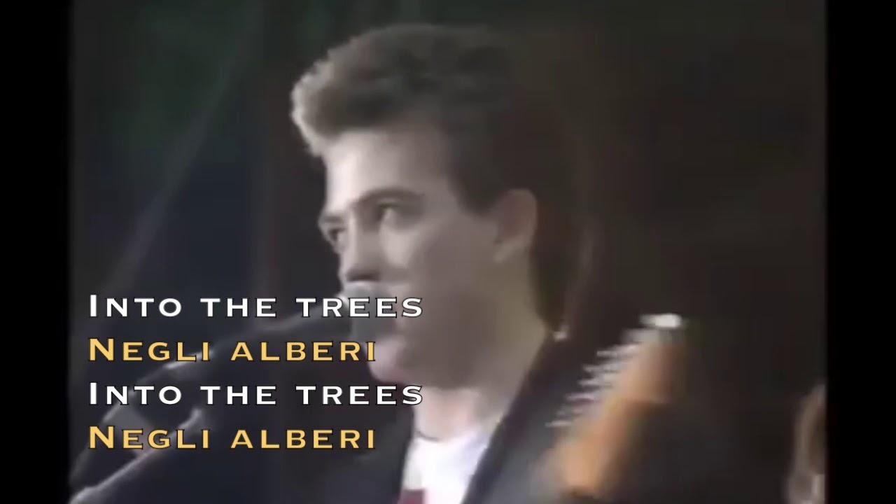 The Cure A Forest Live 1980 Lyrics On Screen Traduzione Italiana Youtube