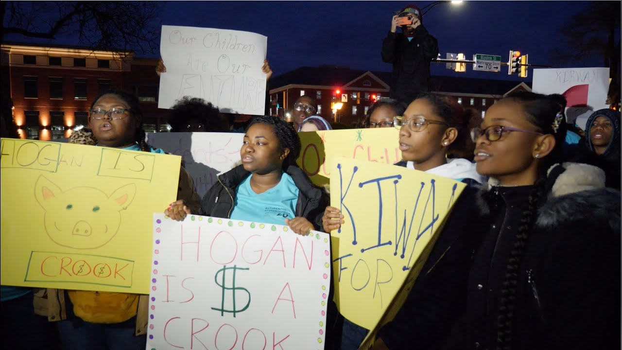 Students Say the Cost of Underfunding Schools Is Too High in Baltimore
