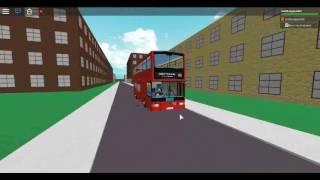 Roblox Lewisham Bus Simulator V2 Route 202
