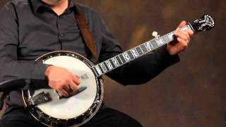 Beginner Banjo: Mixed Rolls Part 1: Boil Them Cabbage Down