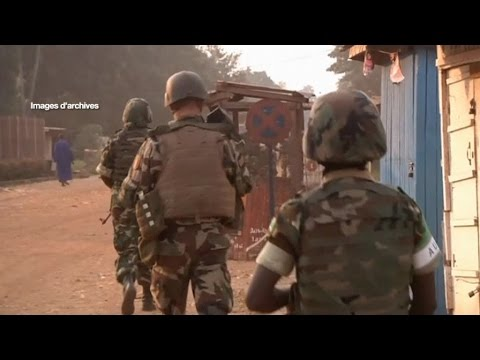 Centrafrique, Violents affrontements à Bangui