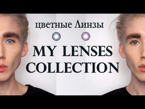 Цветные контактные линзы Офтальмикс Colors Когда