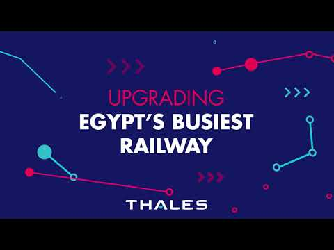 Behind the scene @Egypt - Thales