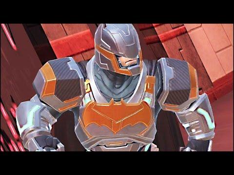 Armored Batman Becomes Legendary Gameplay Ep.3   DC Comics Legends