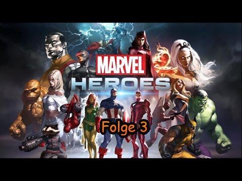 Marvel Heroes 2015 Gameplay German # 3 Erkunden wir mal Hell´s Kitchen