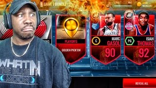 game 7 pack opening playoffs moments nba live mobile 16 gameplay ep 106