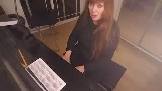 Сольфеджио урок 27 Гайдн Симфония До Мажор. Модуляция