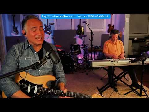 """New York State Of Mind"" - Brian Alex & Ben Cook ""Live In The Livingroom"""
